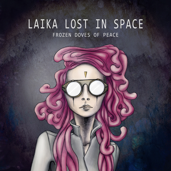 Laika Lost In Space Cover